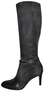 Ann Taylor Brown Suede Boots