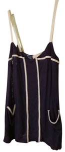 Urban Outfitters New With Tags Nautical Top Navy