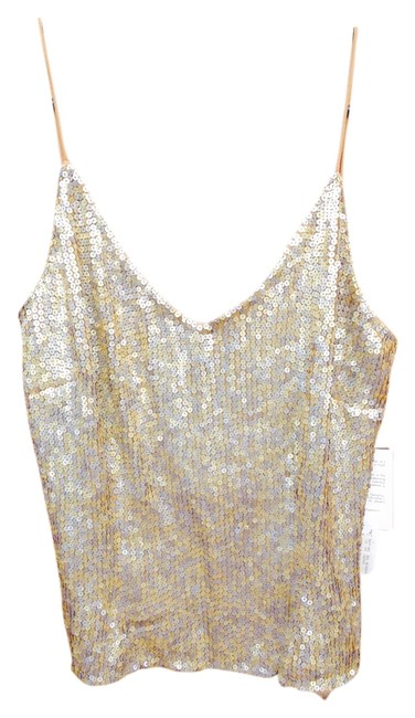 Scala Top Gold/silver