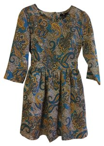 H&M short dress Paisley on Tradesy