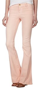 Alice + Olivia Flare Leg Jeans-Light Wash