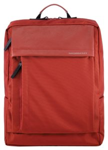 Mandarina Duck Leather Backpack