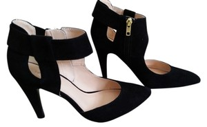 Nine West Suede Heels Suede Heels Heels Black Pumps