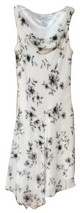 Ann Taylor LOFT Silk Floral Dress