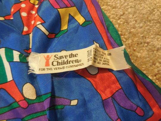 FDR the Vera Companies Silk Save the Children Scarf