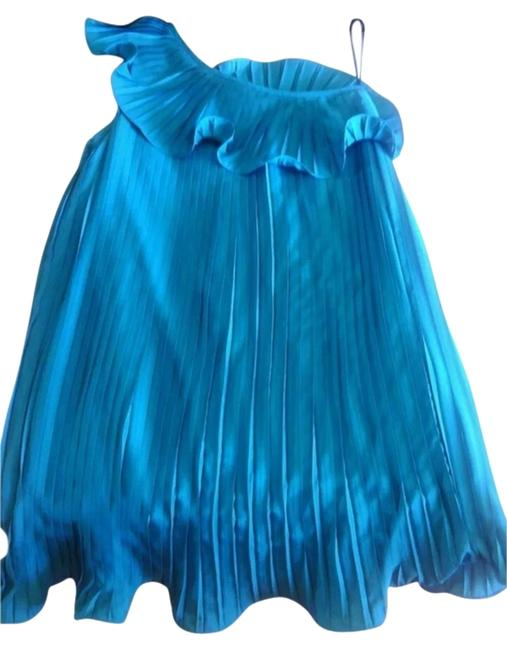 Preload https://item1.tradesy.com/images/luce-dress-turquoise-3553195-0-0.jpg?width=400&height=650
