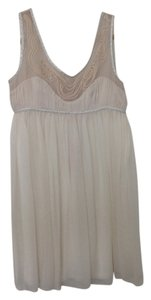 Cynthia Steffe Silk Chiffon Dress
