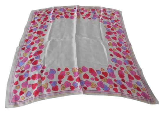 Preload https://img-static.tradesy.com/item/3553534/multi-colored-hearts-on-cream-valentine-conversation-silk-scarfwrap-0-0-540-540.jpg