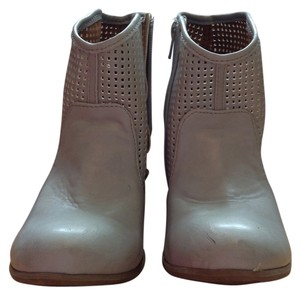 Charlotte Russe Grey Boots