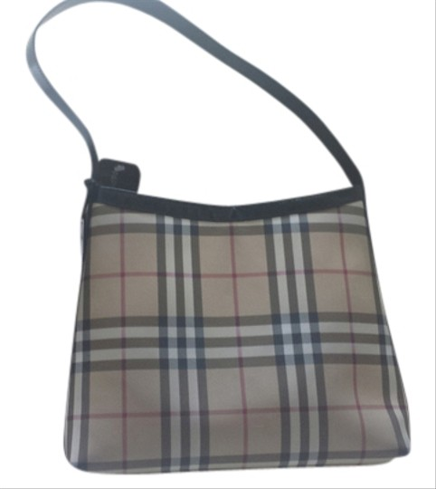 Burberry London Satchel in Burberry checkers