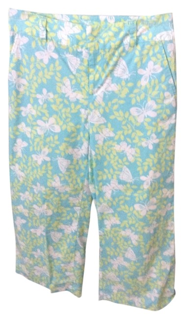 Preload https://item3.tradesy.com/images/lilly-pulitzer-blue-green-and-white-summer-collection-wide-leg-pants-size-8-m-29-30-3554107-0-0.jpg?width=400&height=650