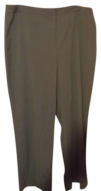 Valerie Stevens Wear To Work Office Short Relaxed Pants black