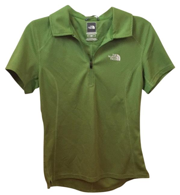 The North Face T Shirt Green