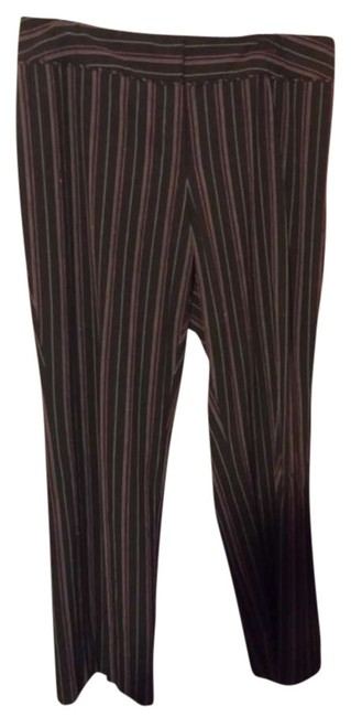Other Wear To Work Office Relaxed Pants black/pink/white