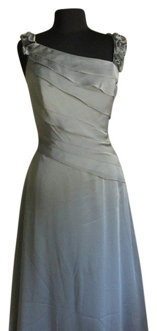 Preload https://item4.tradesy.com/images/belsoie-silver-l144054-528-10-long-cocktail-dress-size-16-xl-plus-0x-3554248-0-0.jpg?width=400&height=650