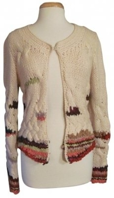 Preload https://item4.tradesy.com/images/anthropologie-ivory-charlie-robin-cardigan-fabric-trim-sweaterpullover-size-6-s-35543-0-0.jpg?width=400&height=650