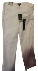 Bitten by Sarah Jessica Parker Sailor New With Tags Wide Leg Pants white