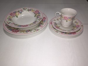 China Set - Pearl Jubilee Pattern 3855