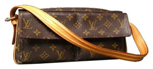 Louis Vuitton Monogram Viva Cite Mm Canvas Shoulder Bag