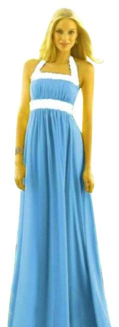 Preload https://item1.tradesy.com/images/after-six-turquoise-ivory-6566-long-night-out-dress-size-18-xl-plus-0x-3554845-0-2.jpg?width=400&height=650