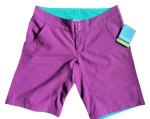 Colombia Sportswear Board Shorts purple