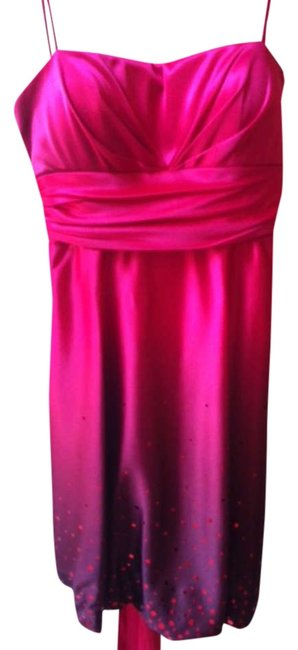 Preload https://item1.tradesy.com/images/jump-apparel-pink-ombre-homecoming-sparkles-short-straps-above-knee-formal-dress-size-4-s-355510-0-0.jpg?width=400&height=650