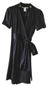 Diane von Furstenberg Wrap- Shirt- Day-to-night Silk Silk Dress