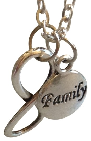 Other New Infinity Family Necklace, Mum, Sisters, Sister in Law, Cousin, Aunt, Gran.