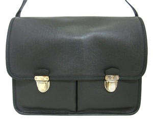 Louis Vuitton Vintage Leather Epi Shoulder Bag