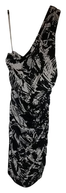 Preload https://item3.tradesy.com/images/charlotte-russe-dress-black-and-white-3555937-0-0.jpg?width=400&height=650