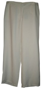 Chico's Wide Leg Pants white