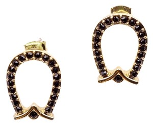 Lulu Frost Lulu Frost Equin Stud Earrings