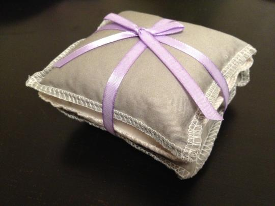 Light Blue Grey Lavender 30 Blue/Grey Sealed Wedding (10 Sachets Of 3 with Ribbon Packaging) Free Shipping