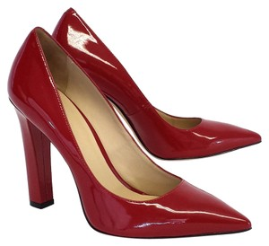 Elizabeth and James Vino Patent Leather Pumps