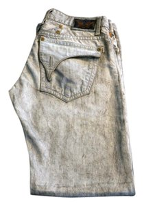 Robin's Jean Dior Prps Raw Japan Salvage Boot Cut Jeans-Distressed