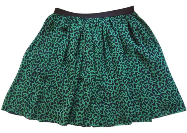 Sea New York Mini Skirt Green