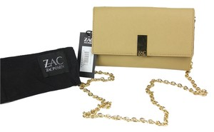 Zac Posen Wallet On Chain Holiday Date Night Sand Clutch