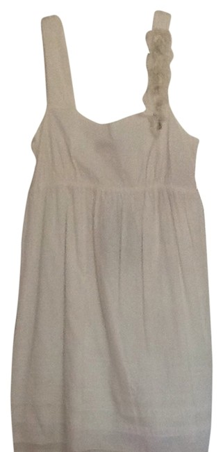 Ajay by Lu-jo short dress White on Tradesy