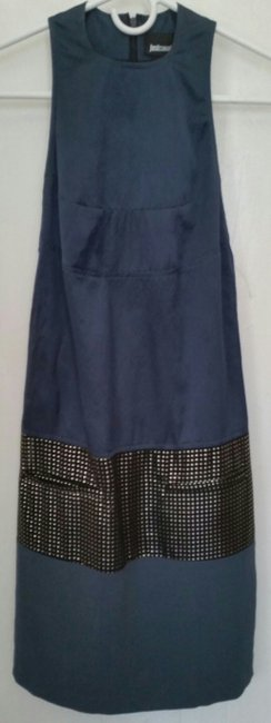 Just Cavalli short dress Blue on Tradesy