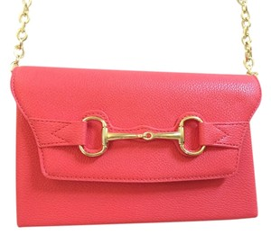 Banana Republic Leather Chain Purse Shoulder Bag