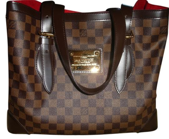Preload https://item2.tradesy.com/images/louis-vuitton-damier-ebene-hampstead-mm-leather-shoulder-bag-3558151-0-0.jpg?width=440&height=440