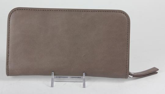 Marc by Marc Jacobs Wallet Leather Brown Warm Iron (Brown) Clutch
