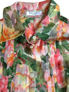 Equipment Floral Button Down Shirt