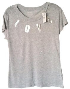 Express T Shirt Light Gray (xs)