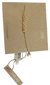 Chan Luu CHAN LUU DREAM $96 Gold Plated Necklace With Crystals