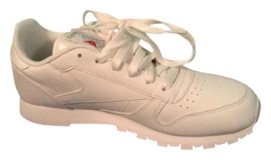 Reebok White Athletic