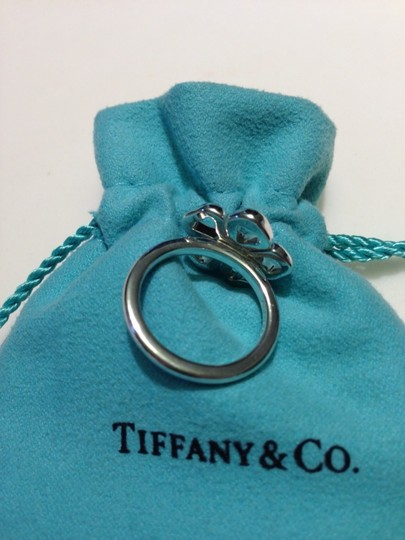 Tiffany & Co. Tiffany & Co. 925 Sterling Silver Flower Ring Size 5