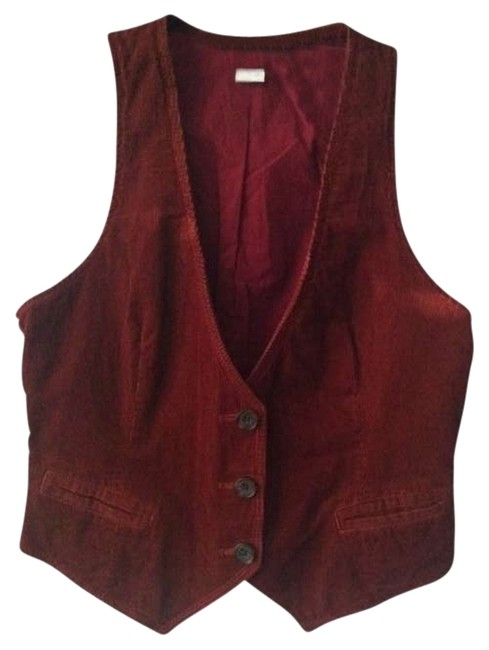 Preload https://item2.tradesy.com/images/jcrew-burnt-orange-courdoroy-vest-night-out-top-size-8-m-356001-0-0.jpg?width=400&height=650
