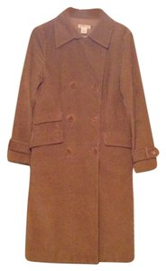 J.Crew Corduroy Trench Coat