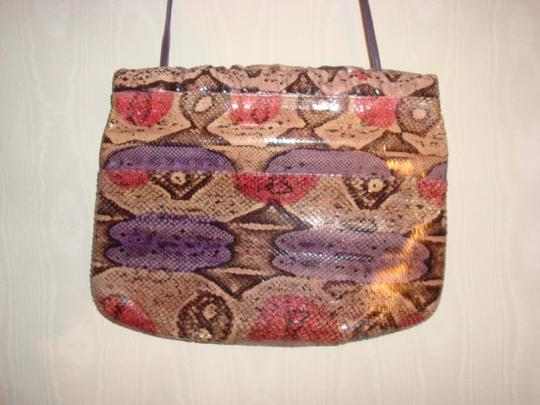 Other Multi Color Clutch